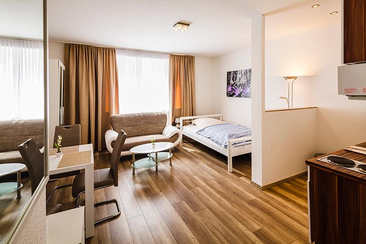 mainzer landstrasse 125 jetzt apartment auf zeit in. Black Bedroom Furniture Sets. Home Design Ideas